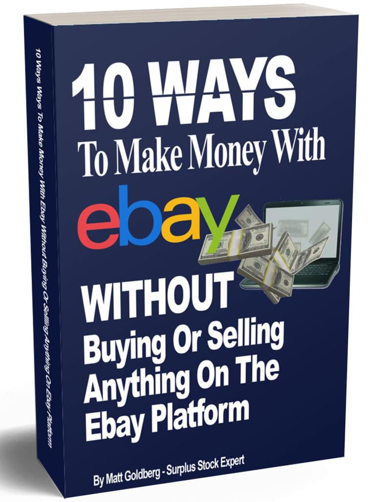 10 Ways To Make Money With Ebay Without Even Buying Or Selling Anything On Ebay
