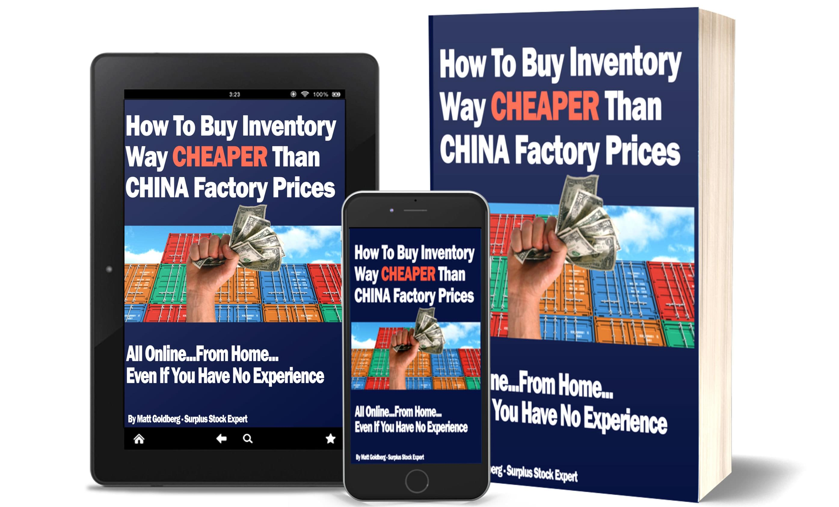 How To Buy Inventory CHEAPER Than CHINA Factory Prices